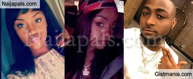SHOCKING !!!: Davido's girlfriend, Chioma Epic Response To Troll Who Mocked Her Vegetable Salad