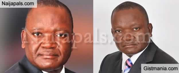 BREAKING! EFCC Freeze Benue State's Accounts Following Samuel Ortom's Defection To PDP