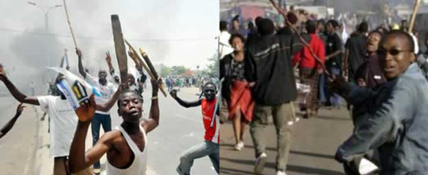 Image result for Two injured in clash between Hausa labourers, Benin youths