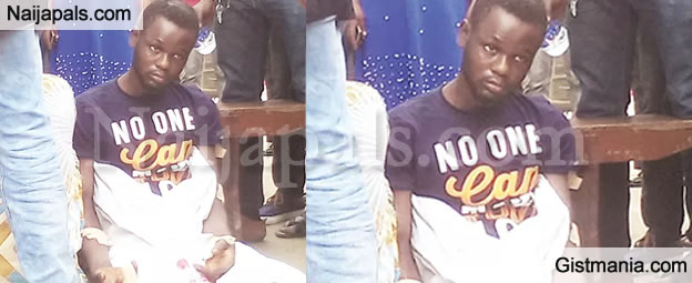 I Was Given N20k, A Phone After Killing RCCG Pastor - 18yrs