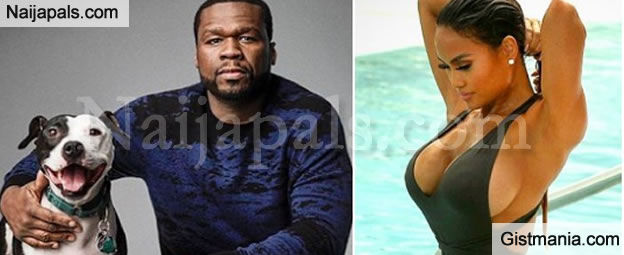 PHOTOS: 50Cent Shades His First Baby Mama And Praises His ...