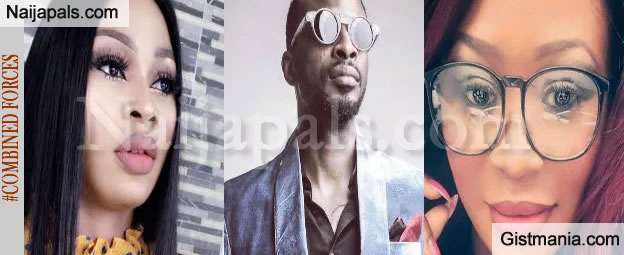 SHOCKING!!!: 9ice's Current Girlfriend, Sunkanmi And His Ex Wife, Toni Payne Become Friends As They Unfollow 9ice
