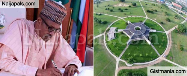 """""""I Want To Make Nigeria The Most Beautiful Place In Africa"""" – President Buhari Says"""