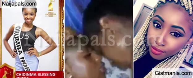 Miss Anambra S*x Scandal: How It All Happened – Chidinma Okeke Reveals