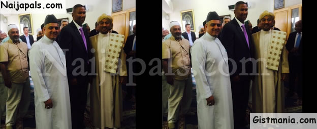 Nelson Mandelas GrandSon Mandla Reportedly Converts To Islam