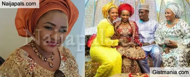 KILLER WIFE, MARYAM SANDA'S MOTHER ENMESHED IN FRESH CORRUPTION SCANDAL