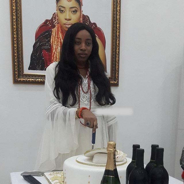 Olori Wuraola exalts her husband, the Ooni of Ife, on his