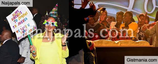 Check Out Photos From Pastor TB Joshua's Birthday Celebration; As Africans Unite