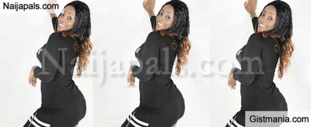 HOT UKWU!!!:  Nollywood Actress, Eva Chris Say Her Curves Bring A lot Of Attention To Her