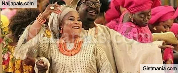 Ali Baba Reveals The Amount He Was Paid For Acting In The Wedding Party Movie