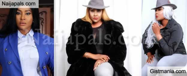 HOT PIC !!!: Angela Okorie Releases New Photos To Celebrate Her Birthday (Photos)