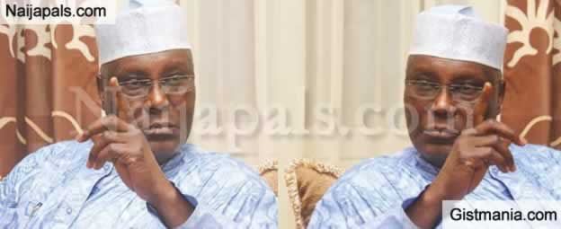 "BREAKING !!!: Former Vice President, Atiku Abubakar – ""I'm Qualified, I'm Not Desperate For Presidency"""