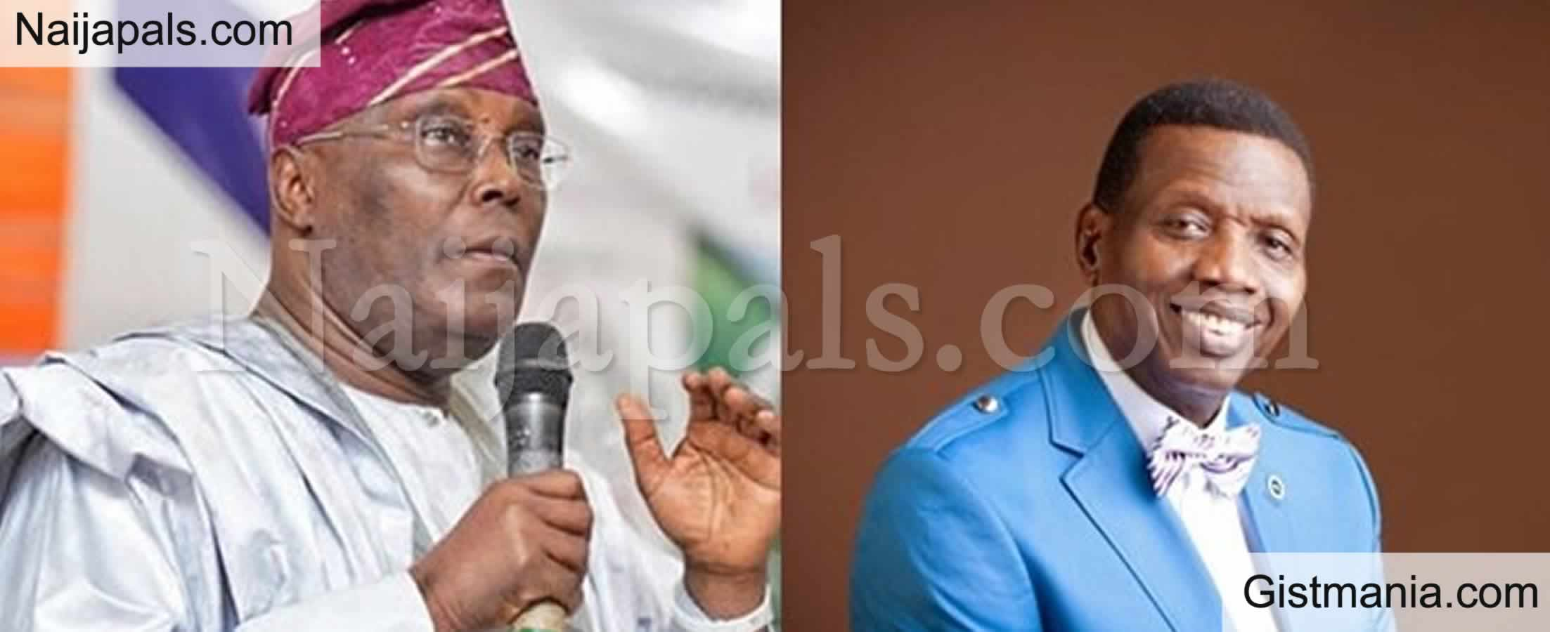 SHOCKING!!!: Atiku Abubakar's Wife Reveals How Wives & Children Of The Politician Suffer Private Pain