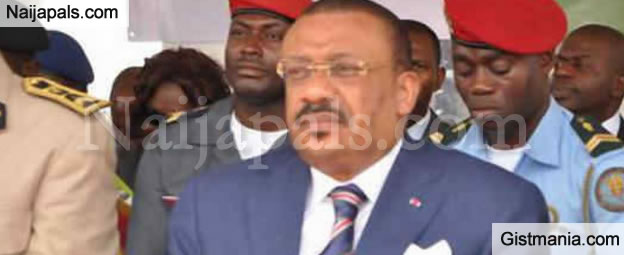 Cameroon Minister, Basil Kuna Who Was Sacked & Barred From