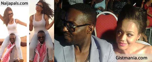 Photos Is Jim Iyke And Nadia Buari Dating or Just Friends
