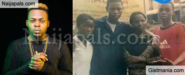 #NobodyUgly! This Throwback Photo Of Olamide Baddo Before The Fame & Money Will Leave You Inspired