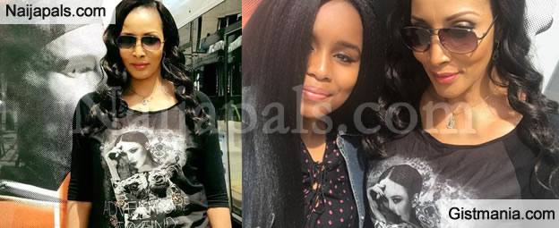 HOT!!!: See Lovely Photos Of Bianca Ojukwu As She Celebrates Daughters Birthday In Spain