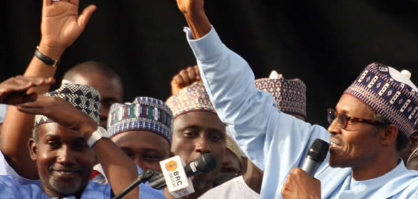 Image result for buhari for 2nd term