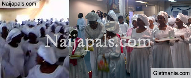 'Possess' Lady Who Beat Pastor After Receiving 48 Lashes To Get Husband Narrates Her Ordeal