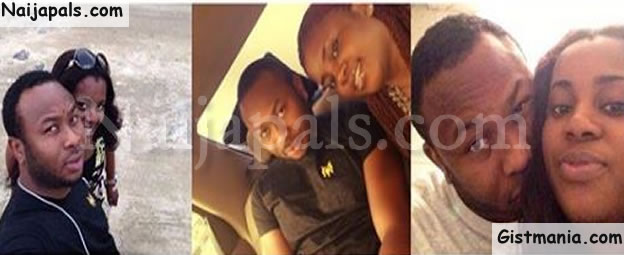 Tonto Dikeh Ex Husband, Churchill Reacts To Alleged Relationship With Lady Who Claims He Dumps Her