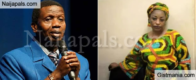 LORD !!!: Top Female Civil Servant Nabbed By EFCC Confess To Paying N60m Tithe To Pastor Adeboye (Photo)