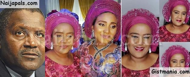 Meet Hajia Zainab, The Ex Wife Of Africa's Richest Man, Aliko Dangote (Photos)