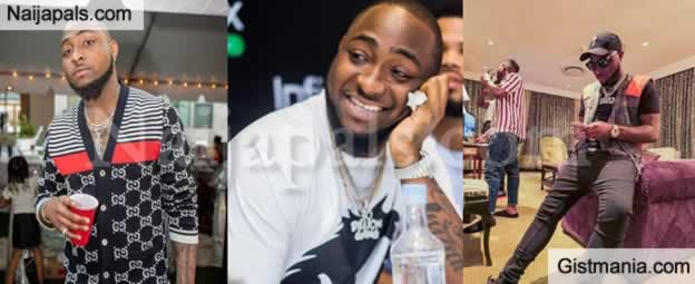 """You No Get Money Dem Go Laff You"" – Singer, Davido Shares His Dilemma On IG"