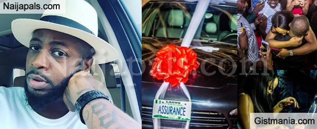 Many Boyfriends Are Automatically Useless Now Becos Of Davido Tunde Ednut Reacts To Chioma S Gift Gistmania Tunde ednut had berated the singer for the comment saying: gistmania