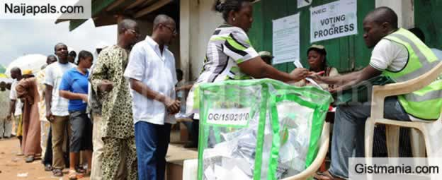 LORD !!!: INEC Wants To Feed Policemen With N6billion During 2019 Election