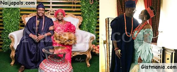 PHOTOS !!!:  Flamboyant Wedding Of Ezinne, Daughter Of Ex-Enugu State Gov., Sullivan Chime