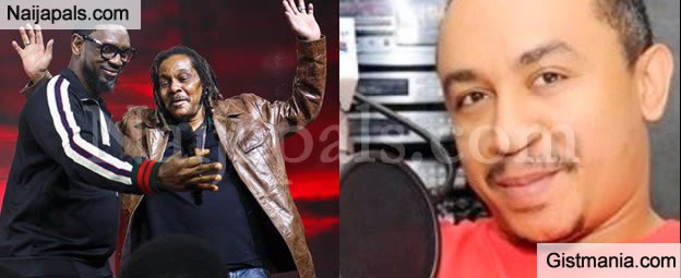 Majek Fashek Blasts The Heck Out Of Daddy Freeze For Condemning His Performance @ COZA (VID)