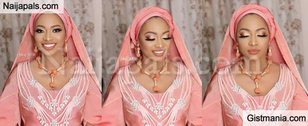 More Beautiful Bridal Photos Of Kano Governor's Daughter, Fateema Ganduje-Ajimobi Emerge Online