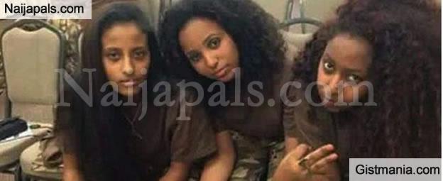 Hot eritrean women