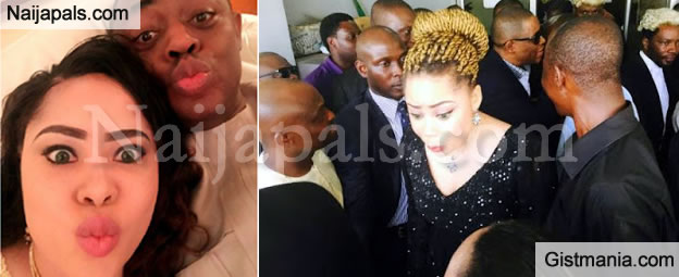 <img alt='.' class='lazyload' data-src='https://img.gistmania.com/emot/comment.gif' /> A Thief is Never Ashamed - <b>FFK's Ex Wife Precious Chikwendu Reacts to Him Joining APC</b>