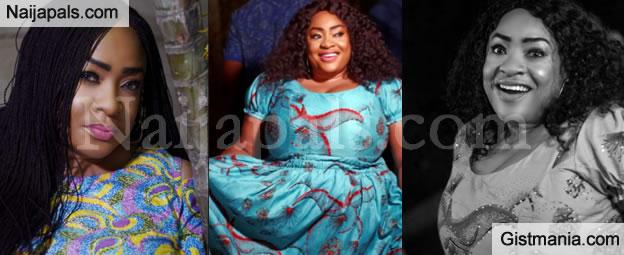 Busty Actress, Foluke Daramola Salako Releases Lovely New Photos To Mark 40th Birthday