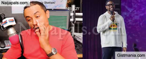 LORD!!!:  Daddy Freeze Posted Video Of Pastor Fatoyinbo Asking Students To Sow Seed Of 500k, Celebs Reacted
