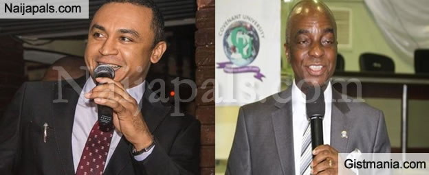 Daddy Freeze' Attacks' Pastor Oyedepo, For Claiming Church Resurrected Dead Man