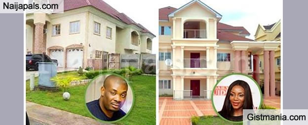 Checkout the worth and type of houses these top nigerian for Types of houses in nigeria