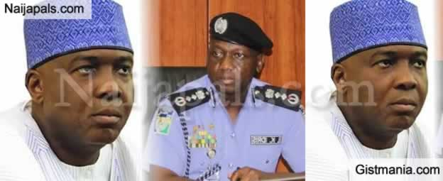 BREAKING !!!: IGP's Report Exposes Prominent Politicians Who Masterminded The Infamous NASS Invasion (See Reports)
