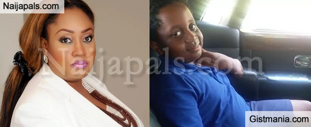 LORD!!! : Parents Criticize Hon. Omosede Igbinedion For Coming To Pick Her Son From School With A Rolls Royce