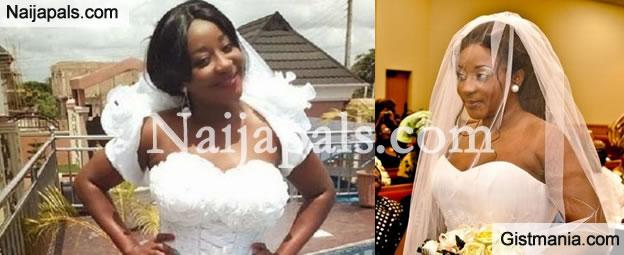 WELCOME TO TU9ICE NAIJA BLOG: Ini Edo Gets Married Again