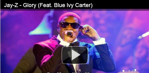 glory jayzs song for daughter blue ivy carter