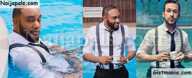 Kcee Under Serious Blast After He Was Accused Of Stealing From US Actor, Ryan Gosling (Photo)
