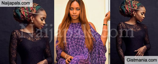 SHOCKING !!!: VP's Daughter Kiki Osinbajo Seriously Mouth Washed For Dressing As A Muslim, Then She Replies (PIC)