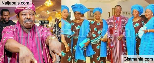Music Legend, King Sunny Ade Shares Lovely Photos As He Step