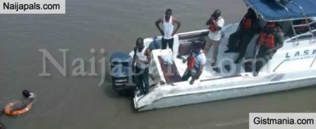 Updates On Unidentified Woman That Jumped Into Lagos ...