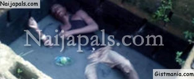 Man Found Dead Inside Soak Away Pit In Ogun Shortly After Dinner (Photo) - Gistmania