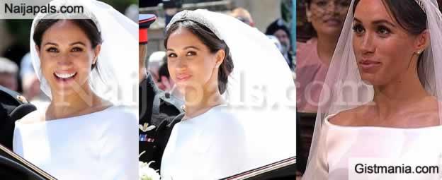 #RoyalWedding: Prince Harry and Meghan Markle Church Wedding Photos (Duke and Duchess Of Sussex)