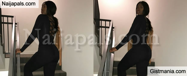 HOT!!! UKWU:  Actress, Omotola Jalade's Daughter, Beautiful Photos To Celebrate Her 18th Birthday