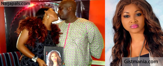 JUST LIKE TIWA SAVAGE, MERCY AIGBE GENTRY SEEMS TO HAVE RECONCILED WITH HER ESTRANGED HUBBY